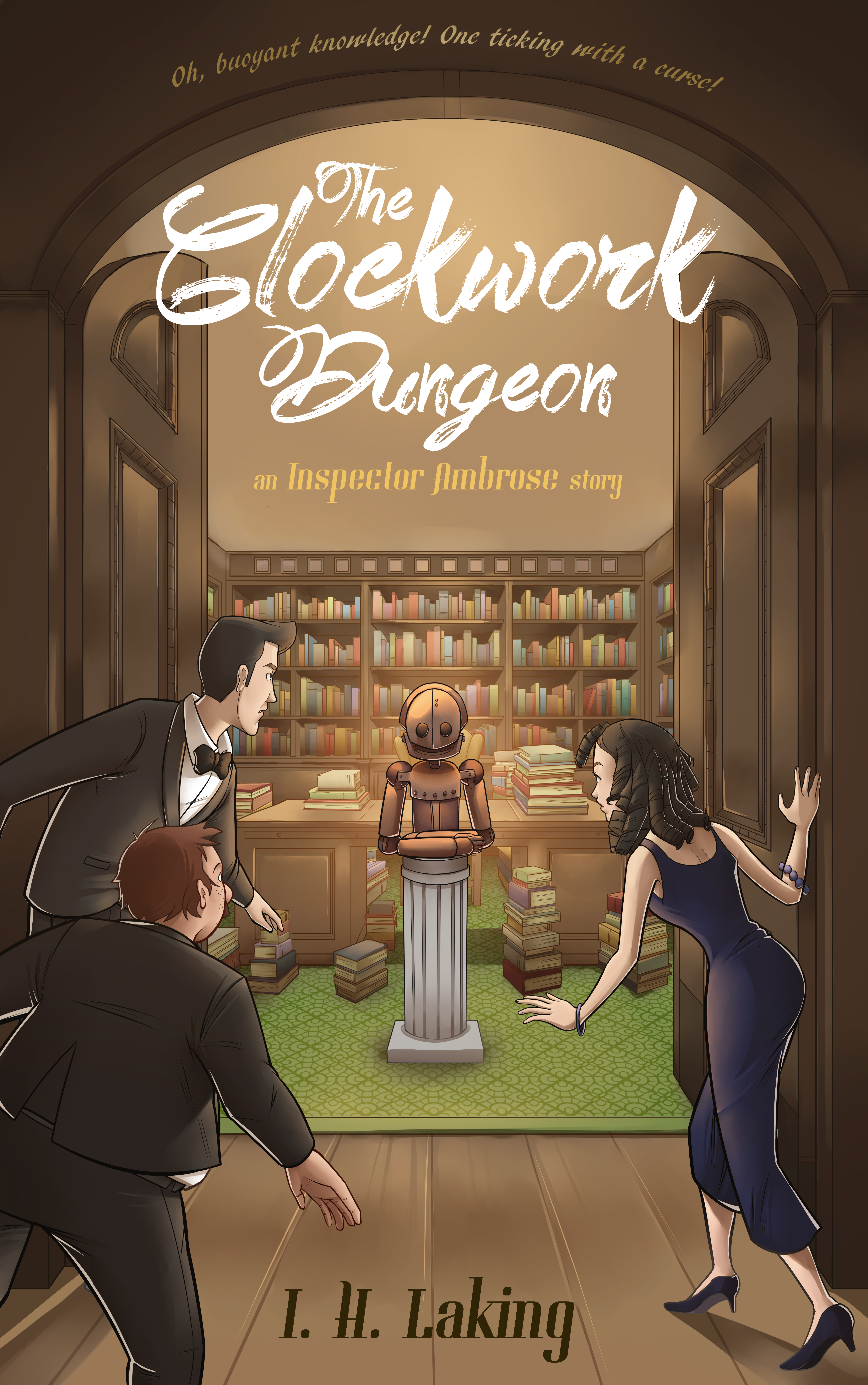 The Clockwork Dungeon is Out Now!